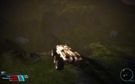 Mass Effect, nouvelle agence de voyage intergalactique...